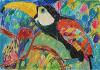 Выставка школы «Колорит»