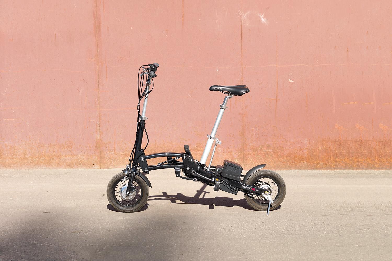 Электровелосипед Mobiky Yuri 12