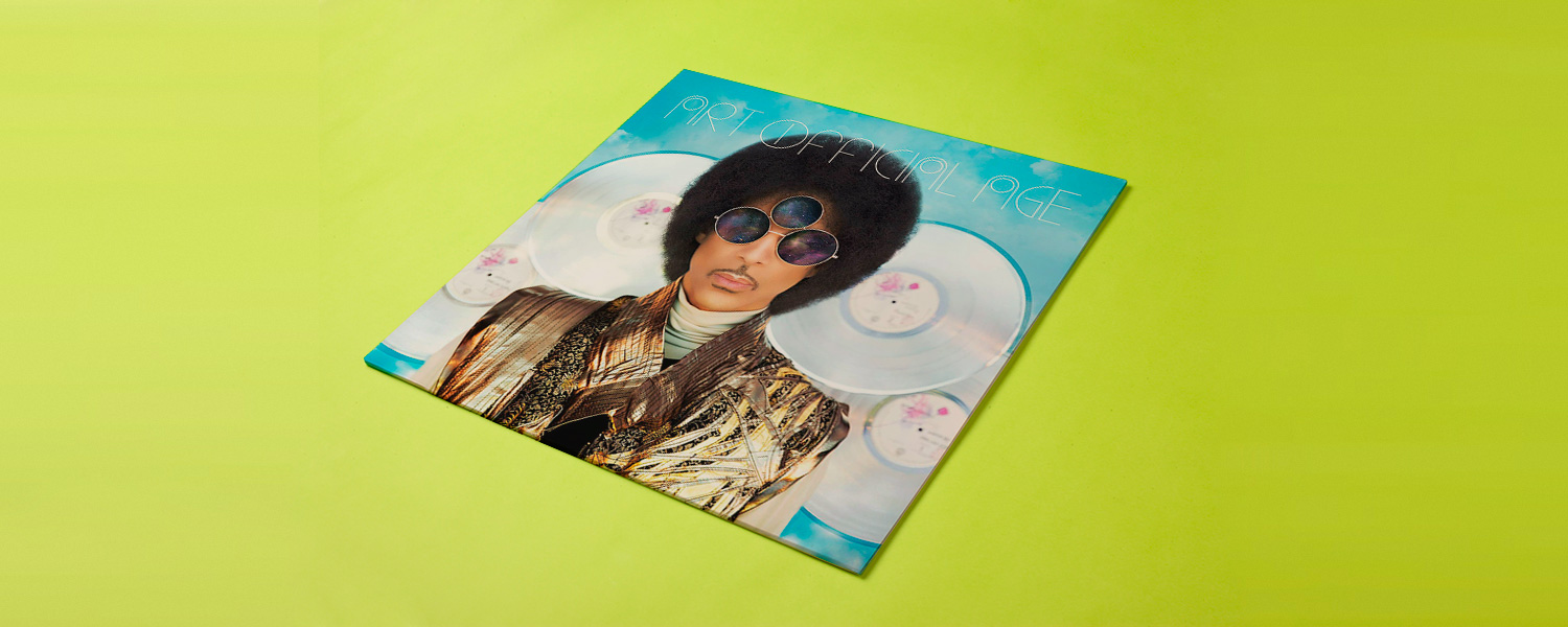 Prince «Art Official Age»