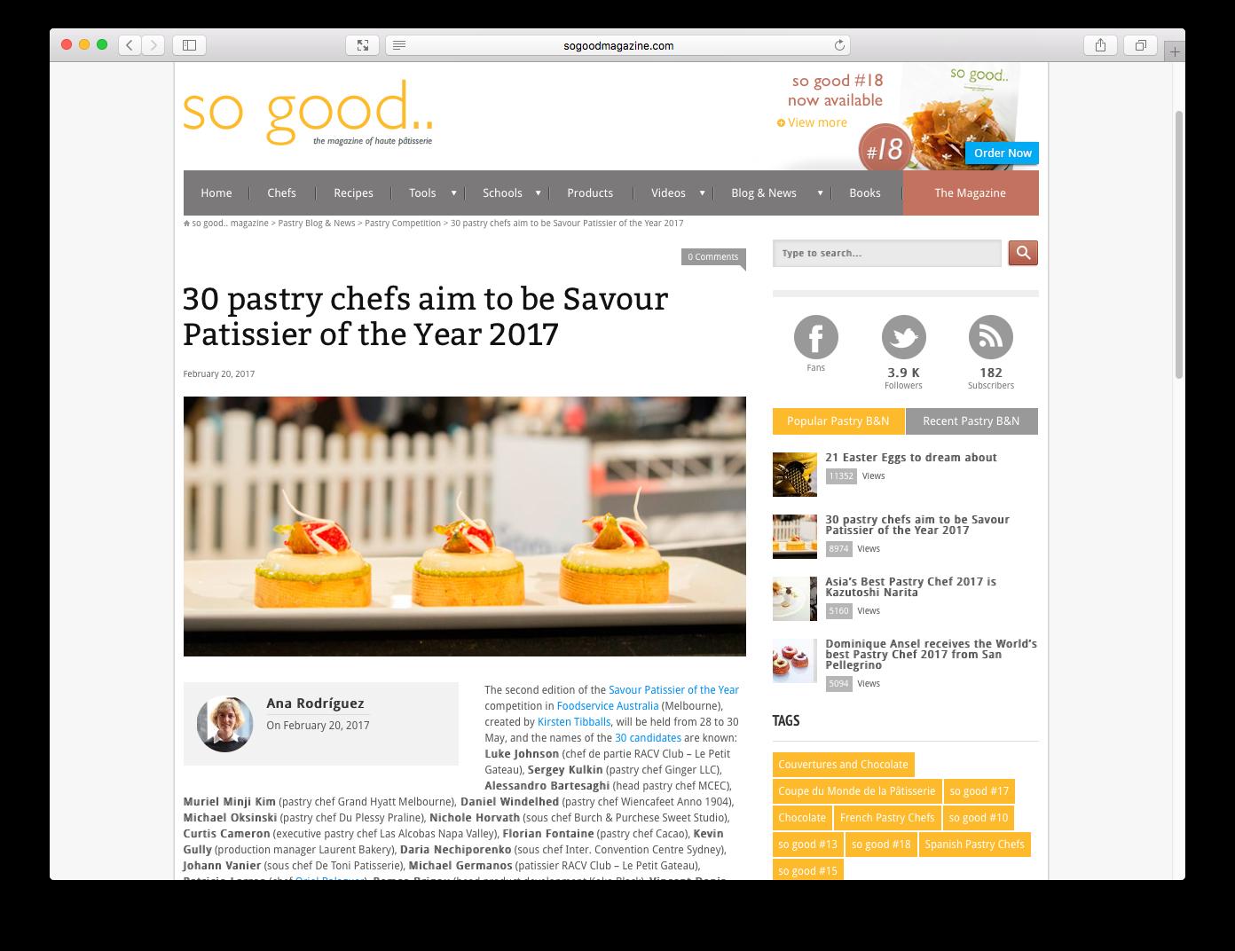 7 книг, чтобы научиться готовить сложные и простые десерты французской школы