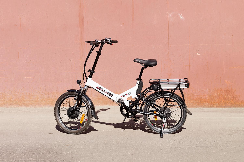 Электровелосипед Wellness City x Dual