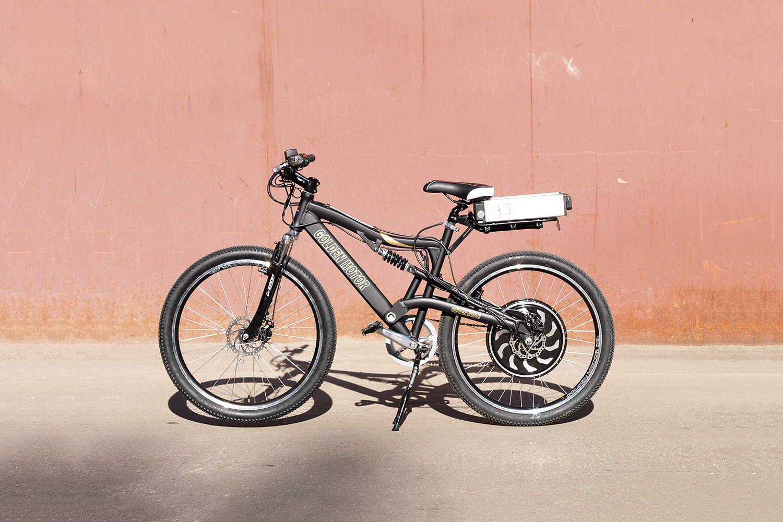 Электровелосипед Golden Motor MP3