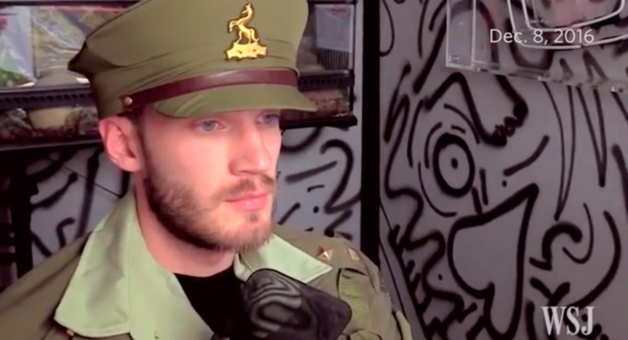 Disney разорвала связи сPewDiePie после нескольких видео сфашистской темой