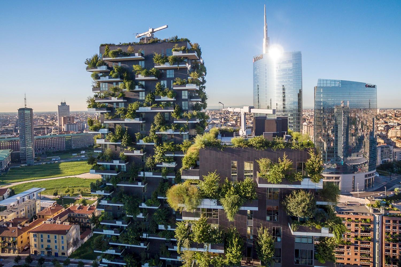 Познакомьтесь с архитектором-визионером, который засадит деревьями наши дома