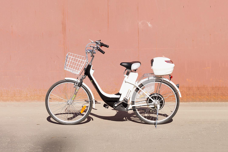 Электровелосипед E-motions Dacha