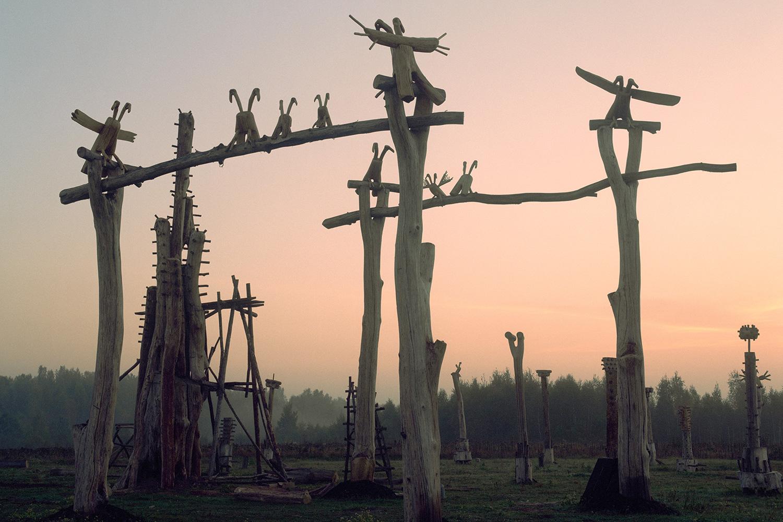 «Границы империи», Николай Полисский, 2007 г.