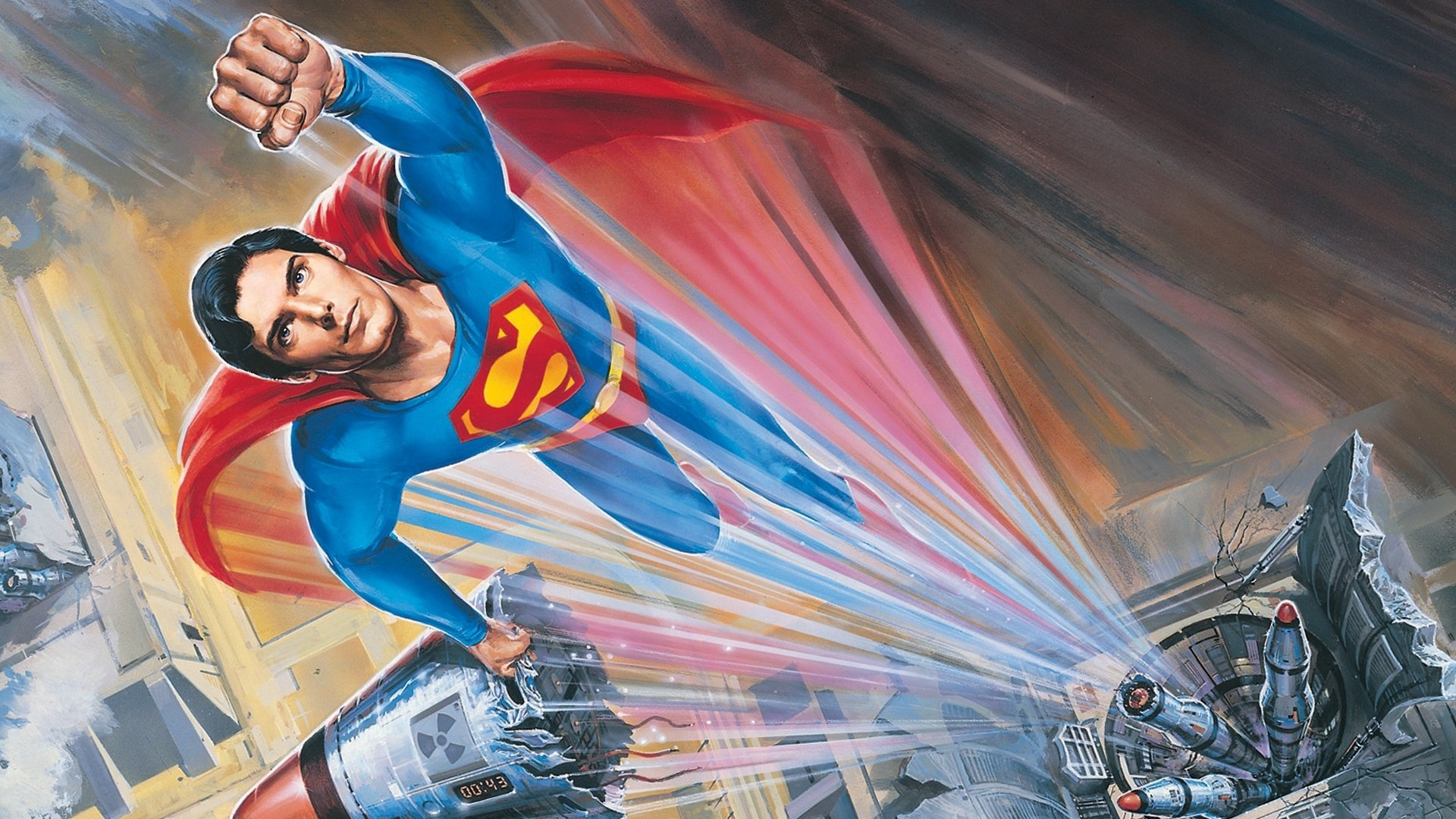 Супермен: В поисках мира смотреть фото