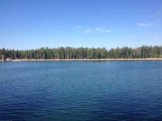 Фото база отдыха «Озеро Лазурное»