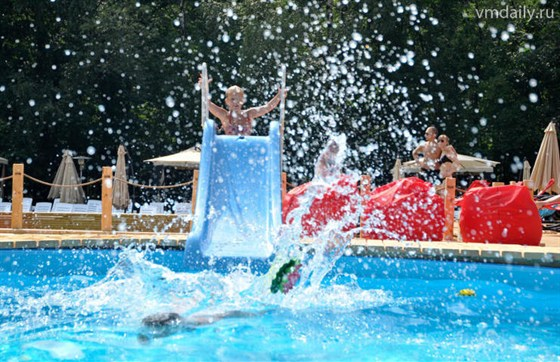 Фото the бассейн