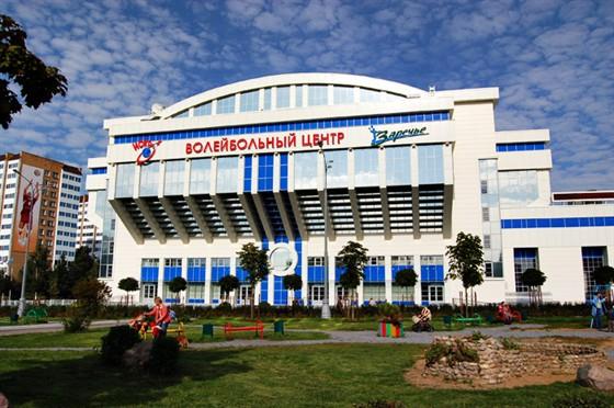 Фото волейбольно-спортивный комплекс «Одинцово»