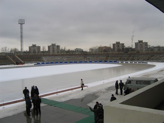 Фото стадион «Труд»