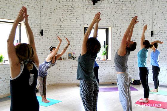 Фото park Yoga by Nym