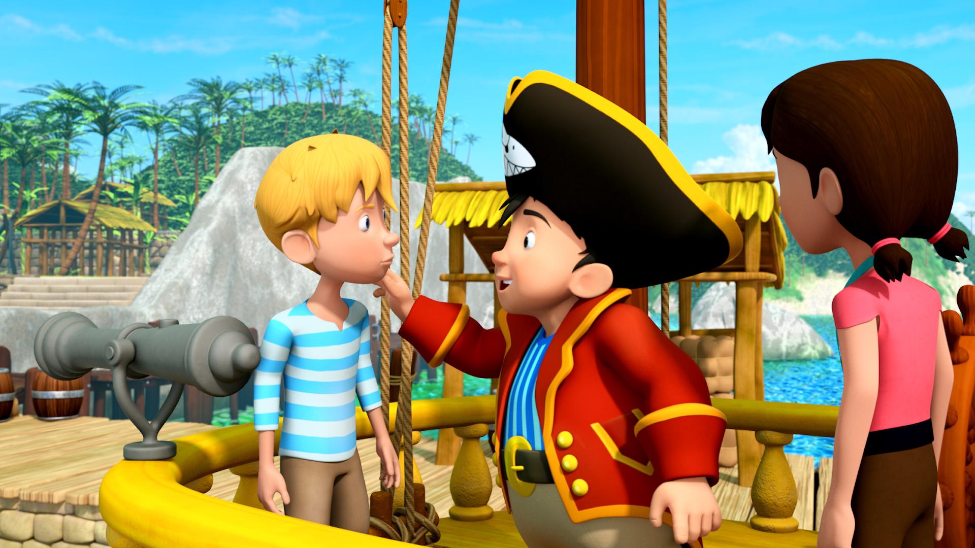 Капитан семи морей смотреть фото