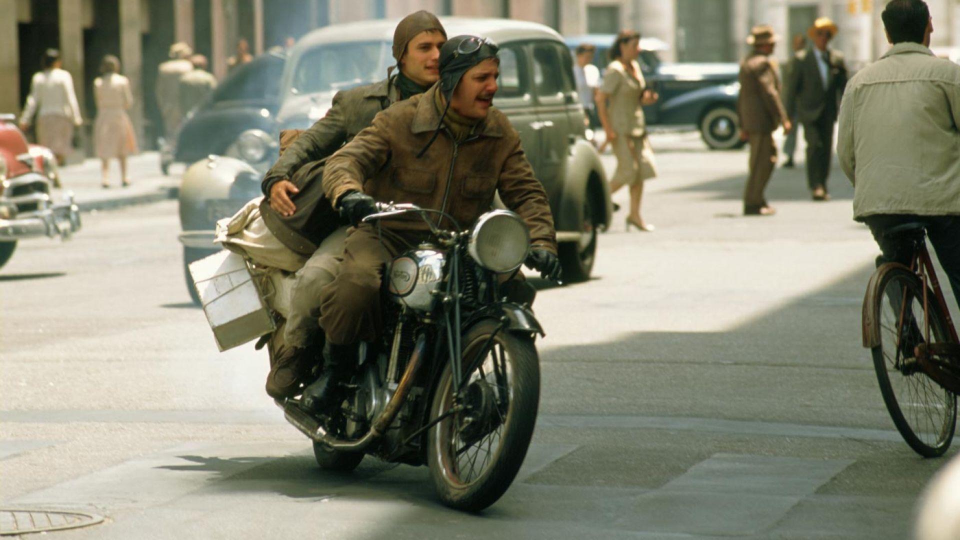 Че Гевара: Дневники мотоциклиста смотреть фото