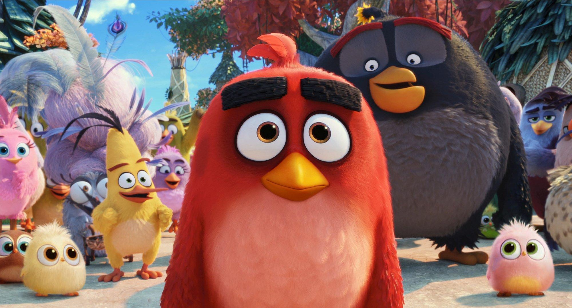 Angry Birds 2 в кино смотреть фото