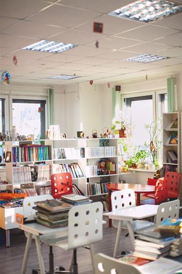 Фото российская государственная детская библиотека