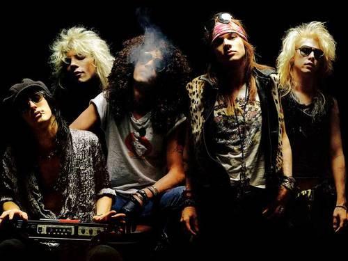 Фото Guns N' Roses