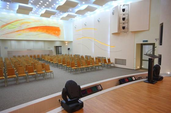 Фото концертный зал гостиницы «Урал»