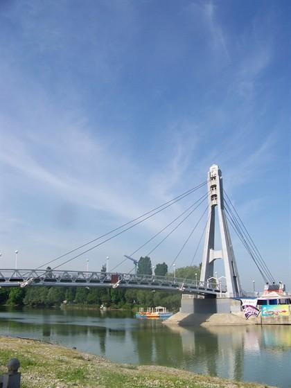 Фото мост поцелуев
