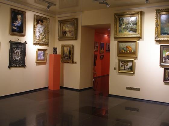 Фото галерея Салон «Монмартр»