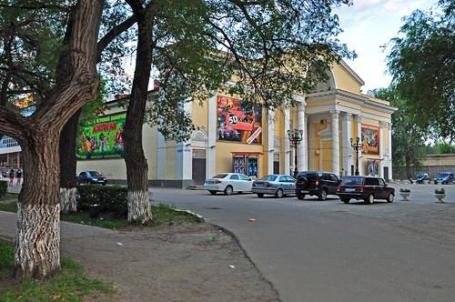 Фото кинотеатр Комсомолец (Кузнецк)