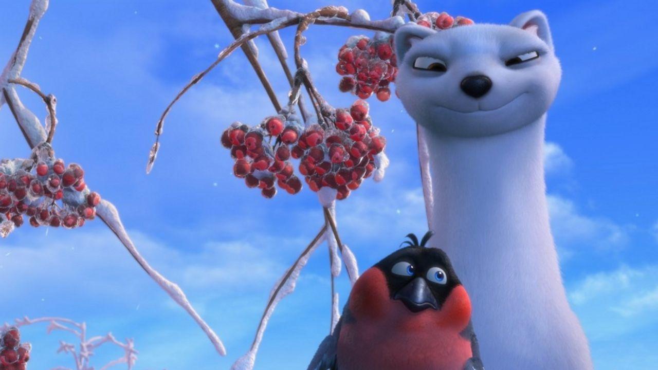 Снежная королева-2: Перезаморозка смотреть фото