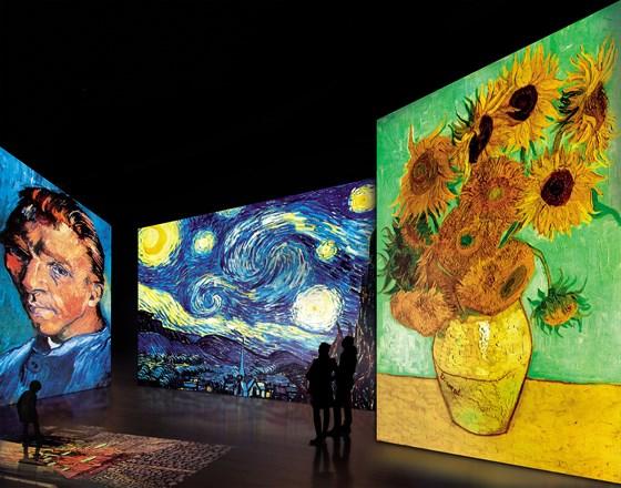 Ван Гог: Ожившие полотна 2.0 смотреть фото