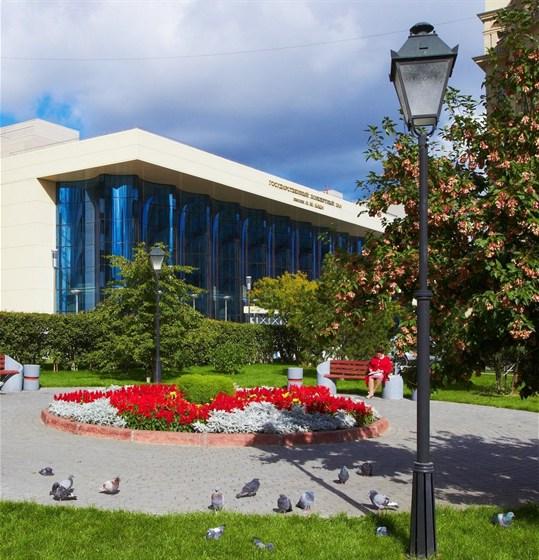 Фото концертный зал им. Каца