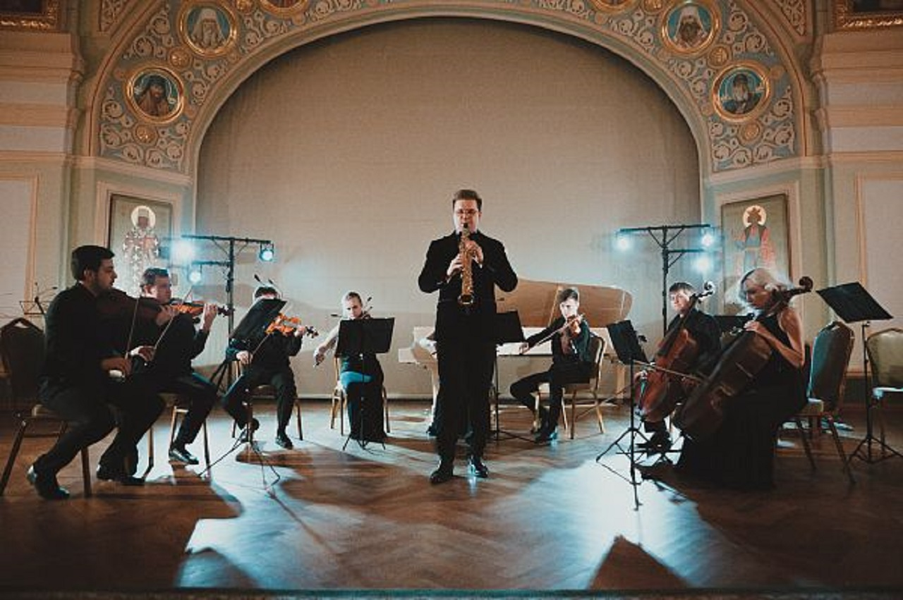 Камерный оркестр Belcanto-orсhestra смотреть фото