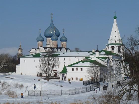 Фото суздальский кремль