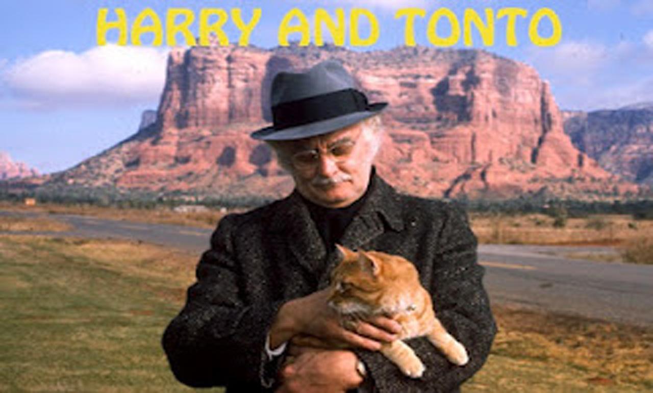 Гарри и Тонто смотреть фото