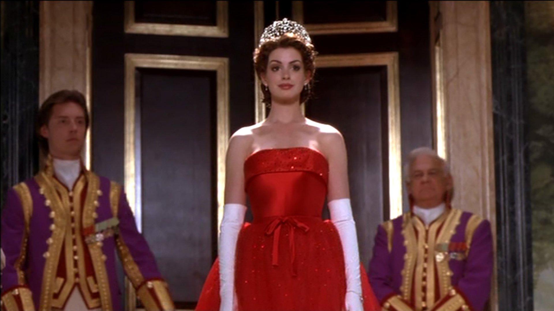 дневники принцессы как стать королевой актеры