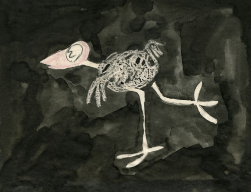 Лунная птица смотреть фото