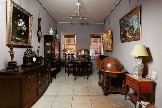 Фото выставочный зал Артлот 24