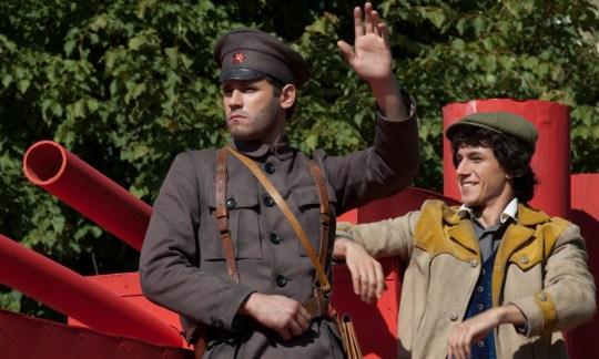 Шагал — Малевич смотреть фото