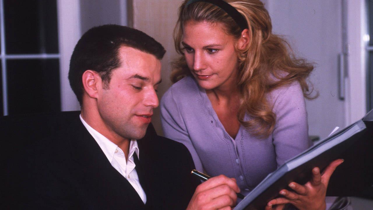 Как выйти замуж за шефа смотреть фото