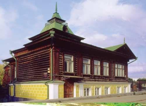 Фото музей Литературная жизнь Урала XIX века