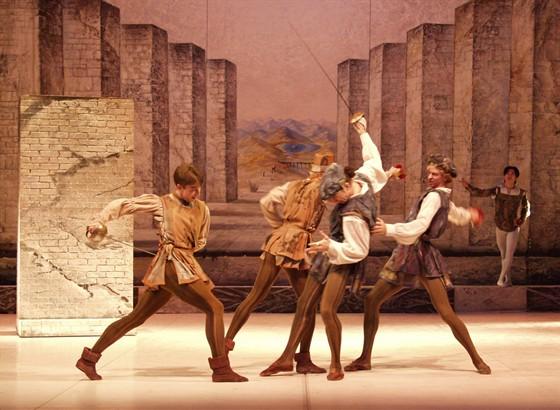 Фото театр Имперский русский балет