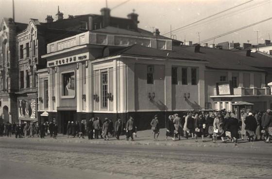 Фото кинотеатр Уссури