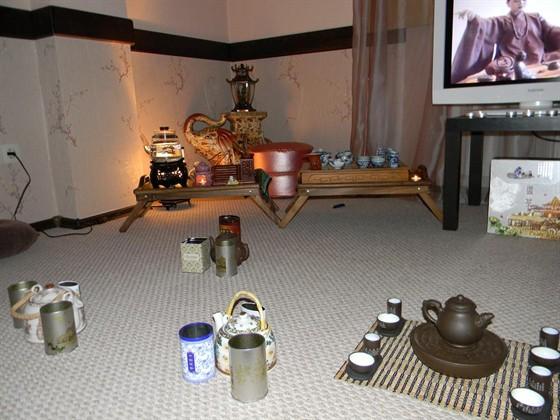 Фото чайная школа «Жемчужина чая»