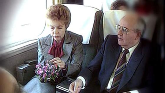 Любовь и власть Раисы Горбачевой смотреть фото
