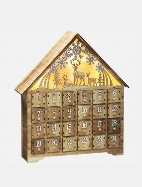 Рождественский календарь Sand Mine