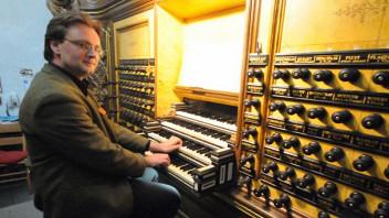 Анна Карпенко (клавесин, орган), Берт ден Хертог (клавесин, орган, Нидерланды)