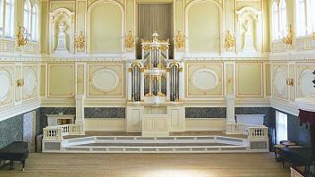 III Международный фестиваль духовной музыки любительских, церковных и студенческих хоровых коллективов «Зимняя сказка»