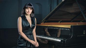 Академический симфонический оркестр и Екатерина Мечетина