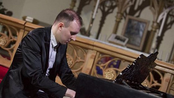 Belcanto-orсhestra. Иван Ипатов (орган, фортепиано), Иван Царев (орган), Алексей Сергунин (фортепиано)