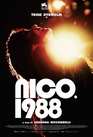 Постер Нико, 1988