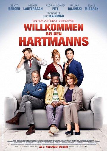 Постер Добро пожаловать в Германию