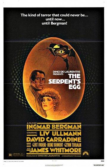 Постер Змеиное яйцо