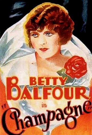 Постер Шампанское